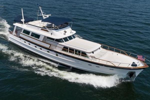 Picture Of: 81' Burger Motoryacht 1967 Yacht For Sale | 3 of 49