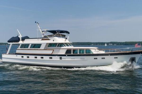 Picture Of: 81' Burger Motoryacht 1967 Yacht For Sale | 1 of 49