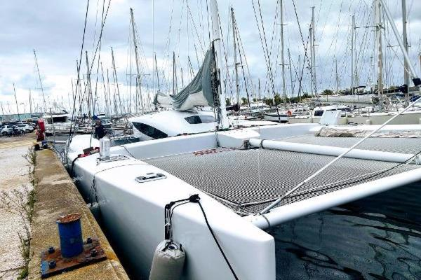 2009 Custom 72' Sailing Catamaran  | Picture 7 of 35