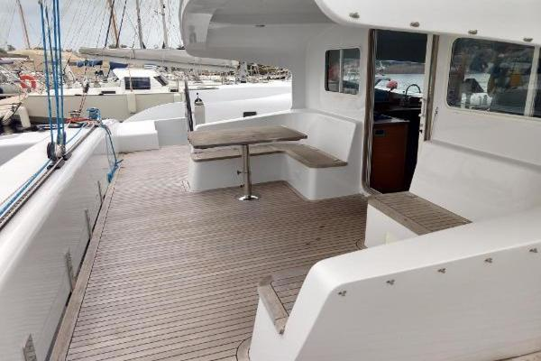 2009 Custom 72' Sailing Catamaran  | Picture 8 of 35