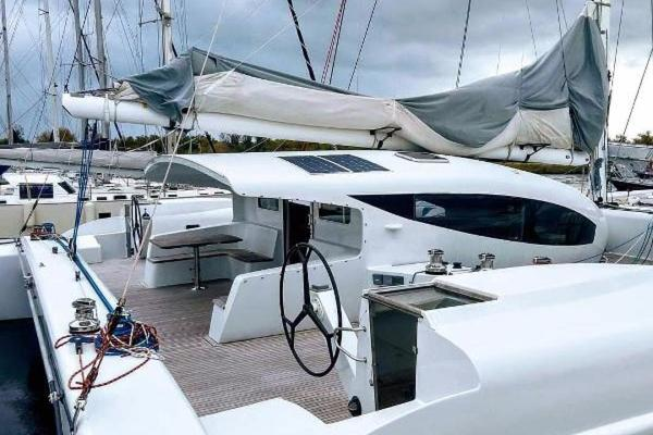 2009 Custom 72' Sailing Catamaran  | Picture 6 of 35