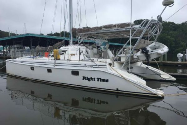 42' Manta Mark Ii 2005 | Flight Time