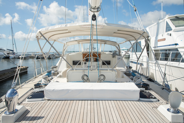 1999 Tayana 65' Tayana 65 PINTAIL | Picture 1 of 35