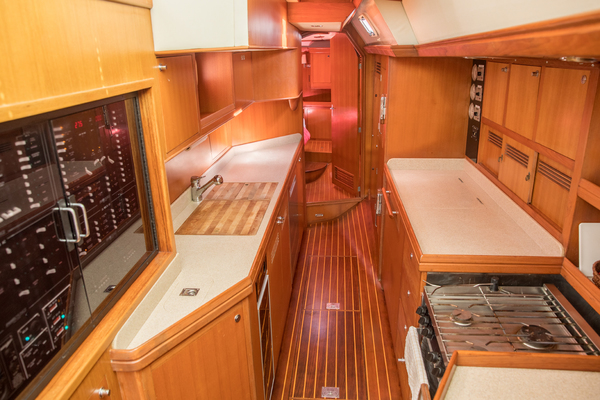 1999 Tayana 65' Tayana 65 PINTAIL | Picture 7 of 35