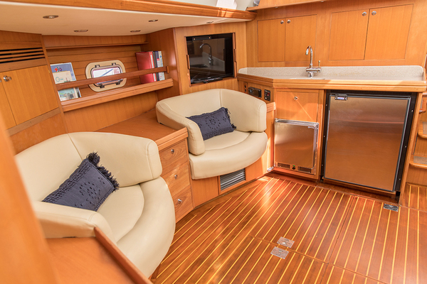 1999 Tayana 65' Tayana 65 PINTAIL | Picture 6 of 35