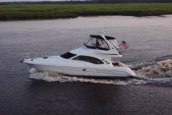 Picture Of: 44' Sea Ray 44 Sedan Bridge 2006 Yacht For Sale | 1 of 62
