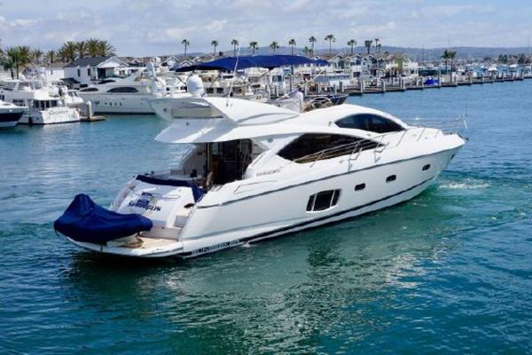 2009Sunseeker 60 ft Manhattan 60   Sea Cupps