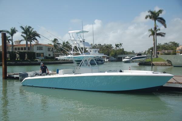 41' Bahama Seakeeper Gyro Equipped 2014 | Bobbie Sue