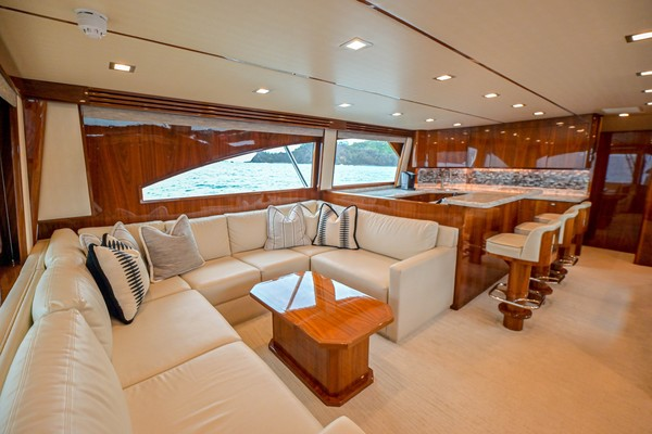 Picture Of: 72' Viking 72 Convertible 2019 Yacht For Sale | 4 of 98