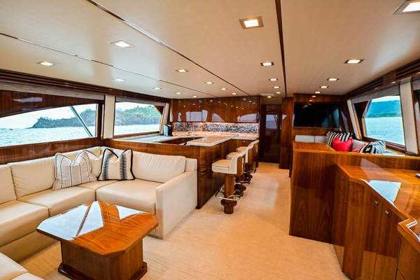 Picture Of: 72' Viking 72 Convertible 2019 Yacht For Sale | 3 of 98