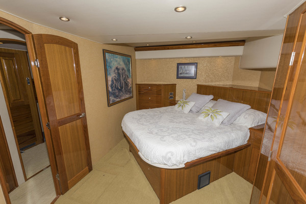 Picture Of: 64' Viking 64 Convertible 2007 Yacht For Sale   3 of 31
