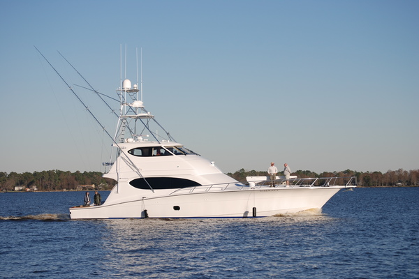 68' Hatteras 68' Convertible Eb 2007 | Therapy