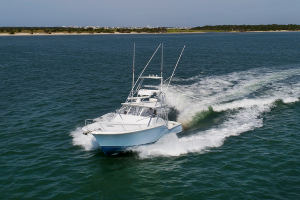 38' Out Island 38 Express 2005 | Franchise Sails Ii