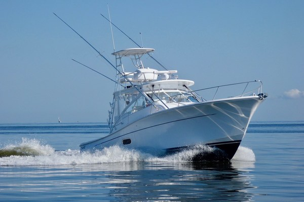 38' Luhrs 37 Ips Canyon Series 2011 | Angler Management
