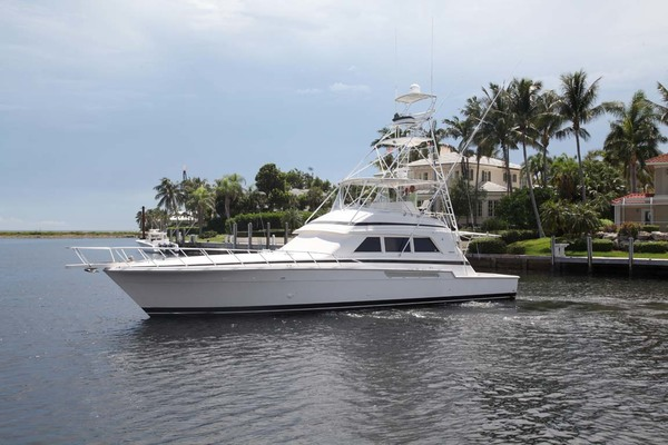 60' Bertram 60 Convertible 1997 | K Sea