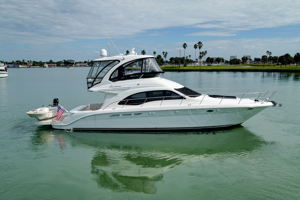 56' Sea Ray 52 Sedan Bridge 2007 | Big Max