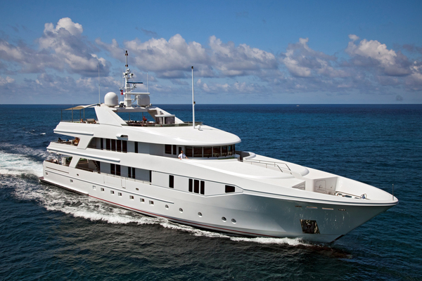 154' Admiral Enclosed Pilothouse 1998 | Rhino