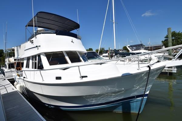 35' Mainship 350 Trawler 1998 | Summer Breeze