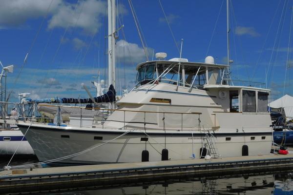 44' Atlantic 44 Motor Yacht 1990 | Shama Lama