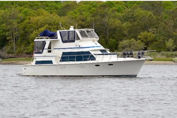 47' Novatec Motor Yacht 2002 | Wild Goose