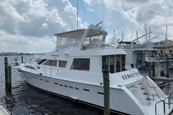 73-ft-Cheoy Lee-1983-73 Fast MY- Palmetto Florida United States  yacht for sale