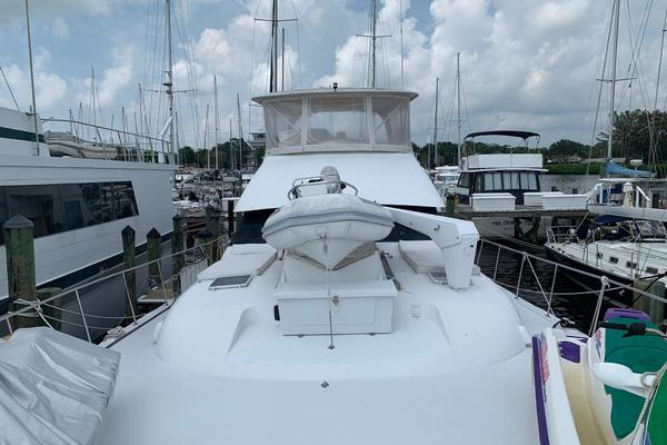 1983 Cheoy Lee 73' 73 Fast MY  | Picture 3 of 139