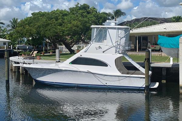 Luhrs 36' 36 Convertible 2005