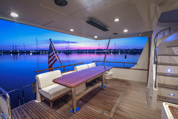 Picture Of: 59' Grand Banks 59 Aleutian RP 2006 Yacht For Sale   4 of 41
