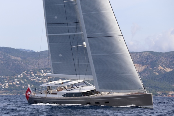 105' Nautor Swan 105 2014 | Child Of Lir