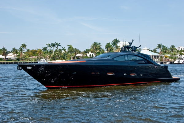 88' Pershing 88 Express 2002 | No Name Pershing 88