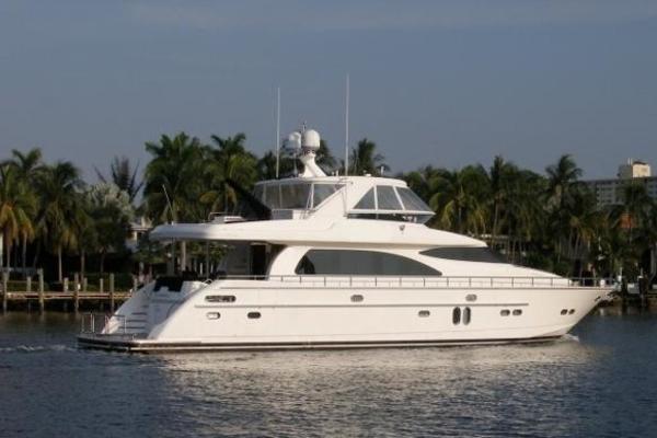 Horizon 73' Motor Yacht 2006
