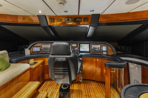 Picture Of: 104' Destiny 104 Raised Pilothouse 2002 Yacht For Sale | 3 of 54