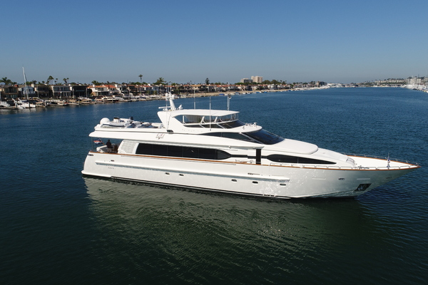 Picture Of: 104' Destiny 104 Raised Pilothouse 2002 Yacht For Sale | 1 of 54