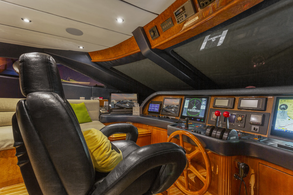Picture Of: 104' Destiny 104 Raised Pilothouse 2002 Yacht For Sale | 2 of 54