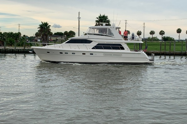 Picture Of: 63' Hampton 630 PH Motoryacht 2008 Yacht For Sale | 2 of 49