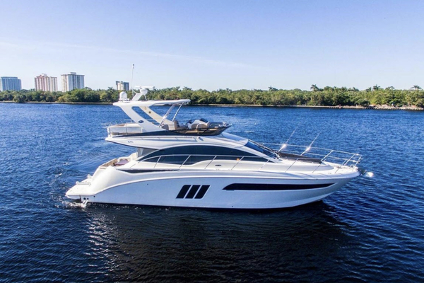 51' Sea Ray 510 Fly 2015 | Top Shelf