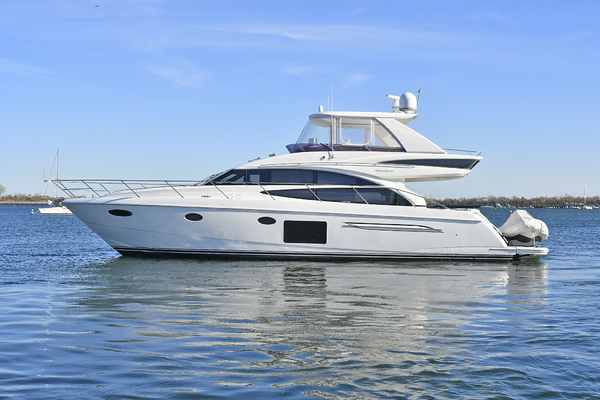 60' Princess 60 Flybridge 2014 | Patriot