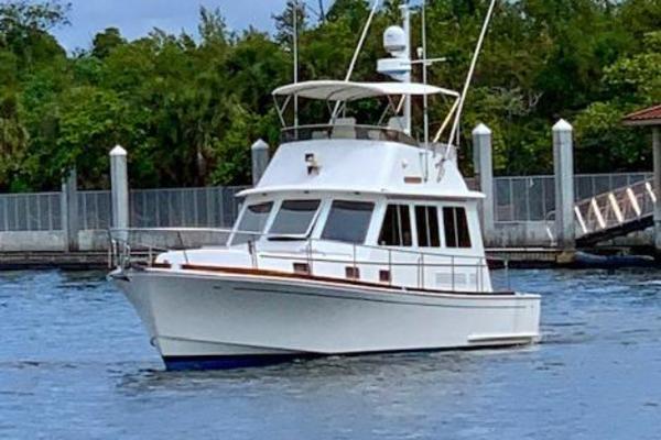 Picture Of: 40' Grand Banks Flybridge Sedan 1997 Yacht For Sale | 2 of 24
