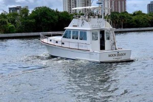 Picture Of: 40' Grand Banks Flybridge Sedan 1997 Yacht For Sale | 3 of 24