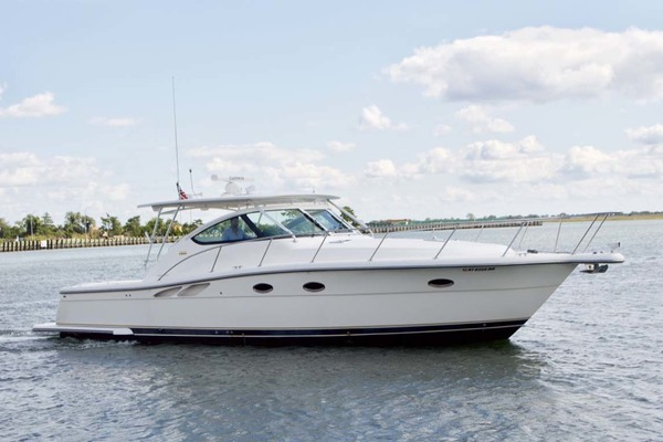 40' Tiara Yachts 3800 Open 2007 | Sea Bully