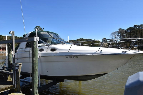 29' Sea Ray 29 Sundancer 1998 | Seas The Moment