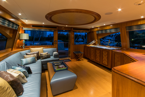Picture Of: 103' Westship Sportfish Yacht 2003 Yacht For Sale | 3 of 82
