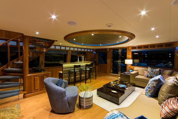 2003 Westship 103' Sportfish Yacht SVENGALI | Picture 7 of 83