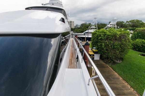 2003 Westship 103' Sportfish Yacht SVENGALI | Picture 3 of 83