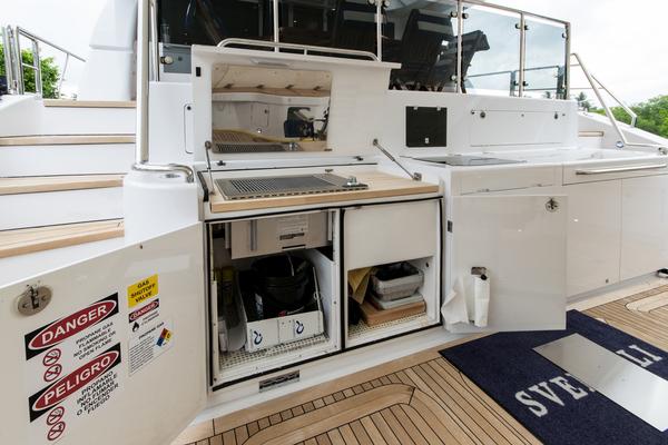 2003 Westship 103' Sportfish Yacht SVENGALI | Picture 5 of 83