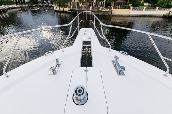 2003 Westship 103' Sportfish Yacht SVENGALI | Picture 1 of 83
