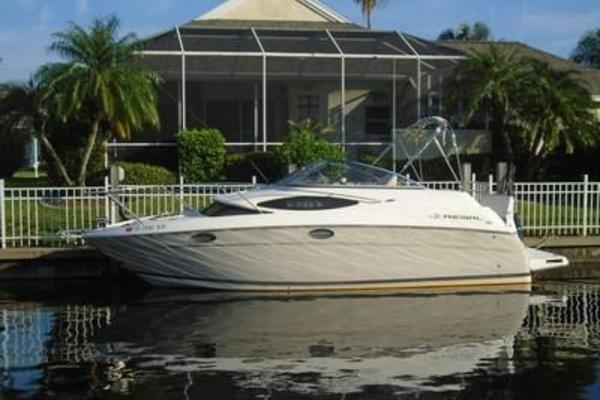 25-ft-Regal-2008-2565 Cruiser-Moonshadow Bradenton Florida United States  yacht for sale