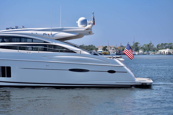 2013 Princess 72' V72 High Bid | Picture 5 of 57