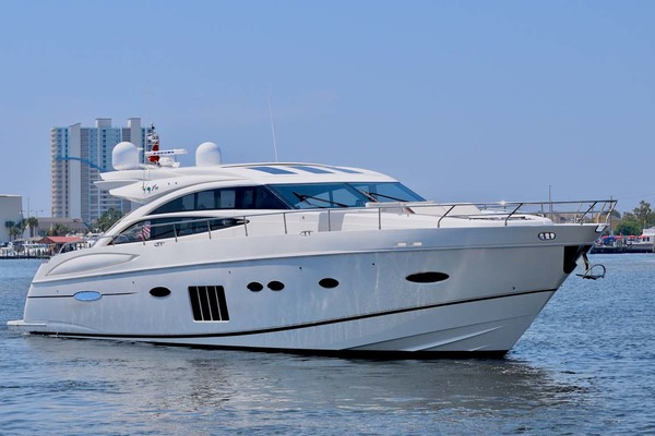 72' Princess V72 2013 | High Bid