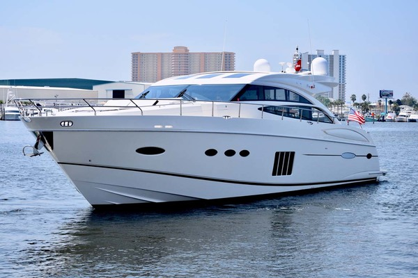Picture Of: 72' Princess V72 2013 Yacht For Sale | 3 of 56